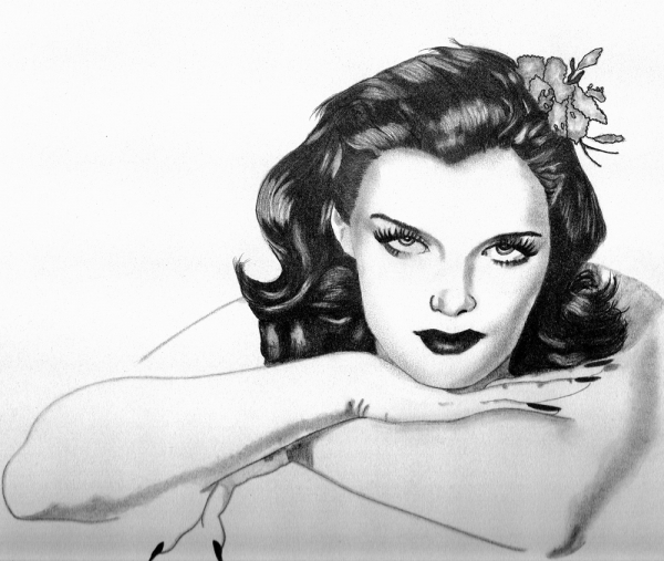 Jane Russell by toosmall772